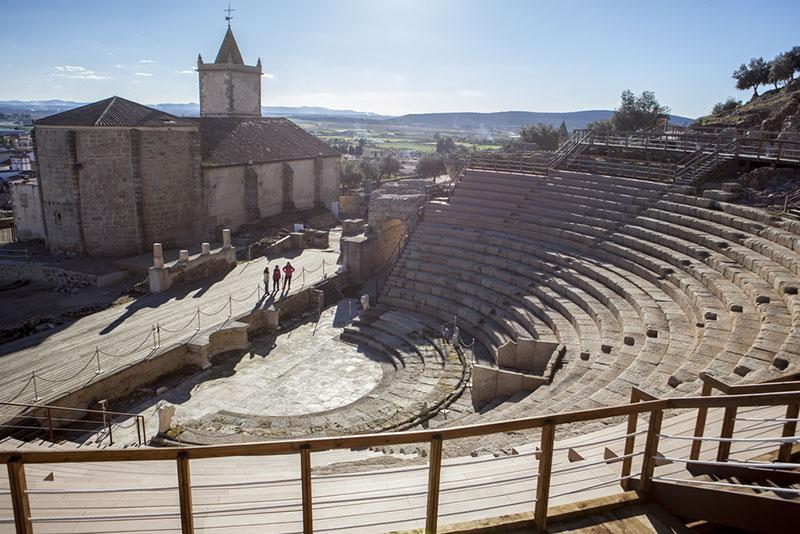 Teatro Romano de Medellín