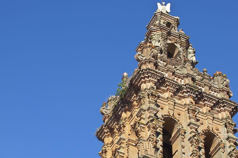Torre Mudejar en Jerez de los Caballeros
